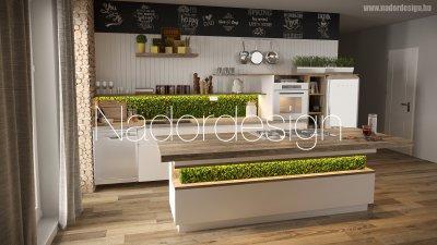 Tv2 konyhatündér - konyha / étkező ötlet, modern stílusban