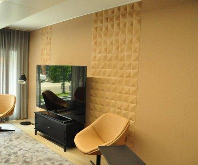 Muratto- Peak - nappali ötlet, modern stílusban