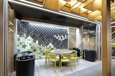 DESIGN BLOCKS- Drop - konyha / étkező ötlet, modern stílusban