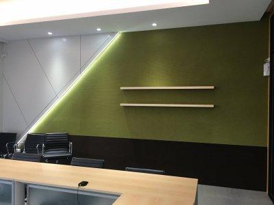 DESIGN BLOCKS- Strips - dolgozószoba ötlet, modern stílusban