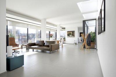 Minimál loft lakás - konyha / étkező ötlet, minimál stílusban