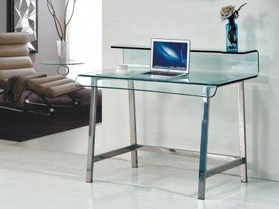 kismérető íróasztal - dolgozószoba ötlet