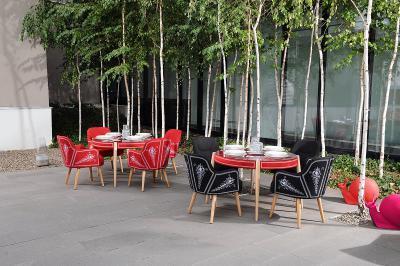 Teleorman szék és asztal - konyha / étkező ötlet, modern stílusban