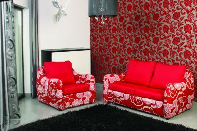 Ibiza kanapé - nappali ötlet, modern stílusban