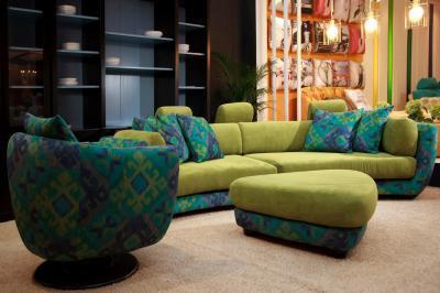 Havanna kanapé - nappali ötlet, klasszikus stílusban