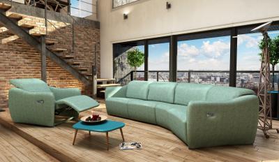 Rio kanapé - nappali ötlet, modern stílusban