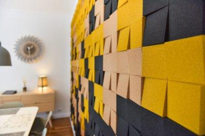 Muratto Organic Blocks - Chock - nappali ötlet, modern stílusban