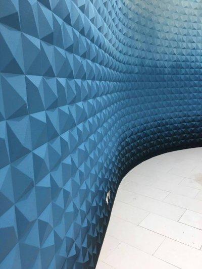 Muratto Organic Blocks - Peak - bejárat ötlet, modern stílusban