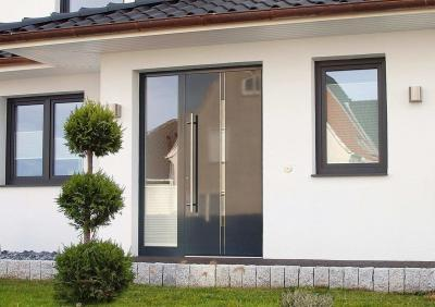 GABO Ratio bejárati ajtó és ablakok - bejárat ötlet, modern stílusban