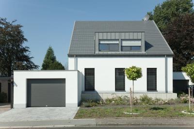 Modern ablakok modern homlokzathoz - homlokzat ötlet, modern stílusban
