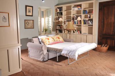 Sydney kanapé - háló ötlet, rusztikus stílusban