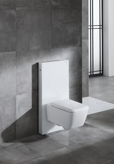 Monolith - Funkcionális szépség - fürdő / WC ötlet