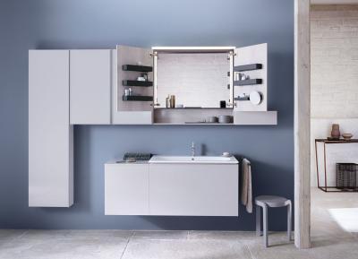 Geberit Acanto - Tiszta vonalak, egyedi részletek - fürdő / WC ötlet