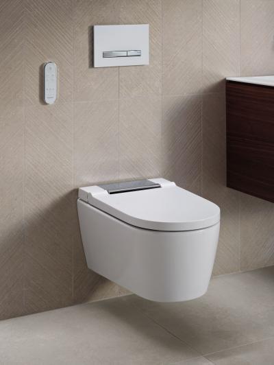 Geberit AquaClean - A higiéniai berendezés - fürdő / WC ötlet