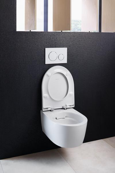 Rimfree peremnélküli wc - fürdő / WC ötlet, modern stílusban