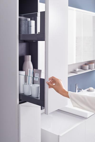 Acanto fürdőszoba szekrény - fürdő / WC ötlet, modern stílusban