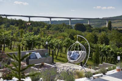 Kényelmes függőszék - erkély / terasz ötlet