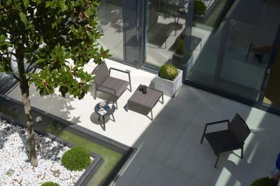 Időjárásálló kerti szék - erkély / terasz ötlet, modern stílusban