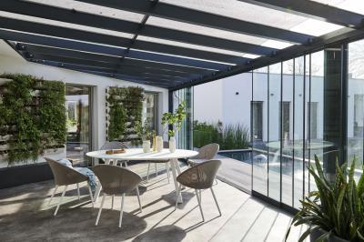 Kerti bútor teraszra, télikertbe - erkély / terasz ötlet, modern stílusban