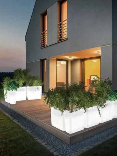 Őrült gyorsan terjed az új világítási trend - kert / udvar ötlet, modern stílusban