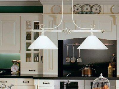 Mesébe illő világítás - konyha / étkező ötlet, klasszikus stílusban