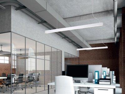 Modern iroda, boldog munkahely - dolgozószoba ötlet