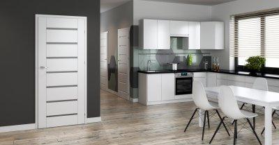 Pascal GRECO beltéri ajtó - konyha / étkező ötlet, modern stílusban