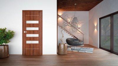 Pascal Tetyda modell 2 beltéri ajtó - előszoba ötlet
