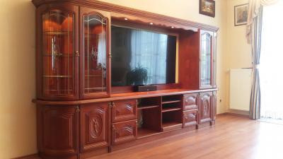 Klasszikus stílusú tömörfa bútor - nappali ötlet, klasszikus stílusban