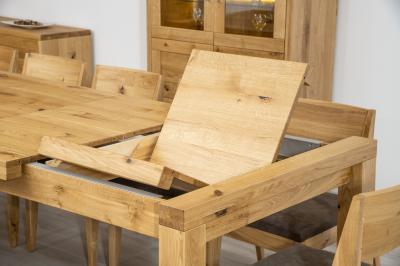 Bővíthető étkezőasztal - konyha / étkező ötlet