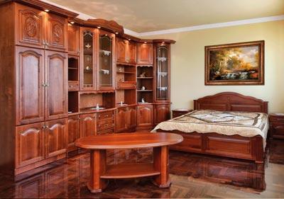 Klasszikus stílusú hálószoba - háló ötlet, klasszikus stílusban