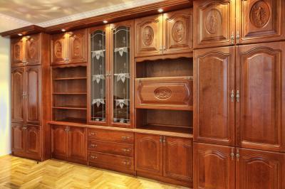 Hálószobai szekrénysor - háló ötlet, klasszikus stílusban