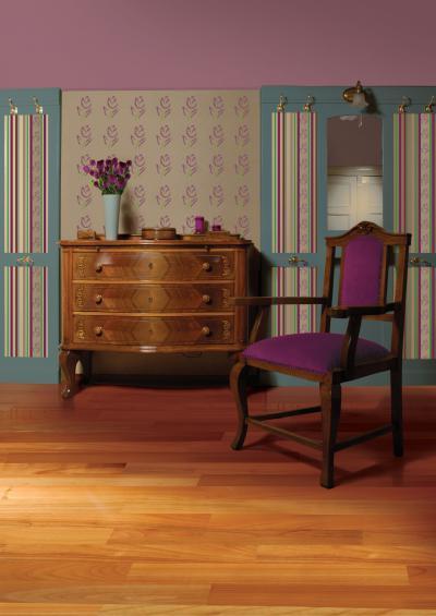 Klasszikus nappali készparkettával - nappali ötlet, klasszikus stílusban
