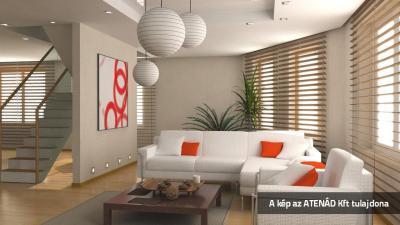 Fareluxa a nappaliban - nappali ötlet, modern stílusban