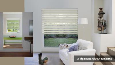 Sávroló a nappaliban - nappali ötlet, modern stílusban