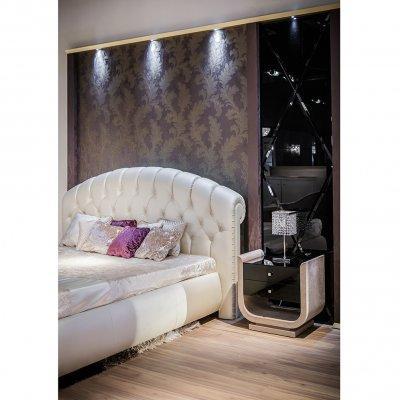 Hálószoba - háló ötlet, klasszikus stílusban