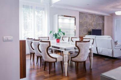 Loire étkezőasztal szett - konyha / étkező ötlet, klasszikus stílusban