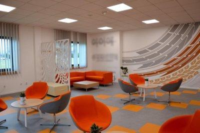 Ügyfélváró 5 - dolgozószoba ötlet, modern stílusban