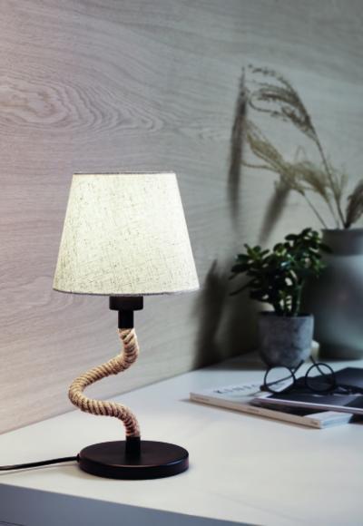 Asztali lámpa - nappali ötlet