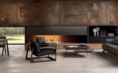 Különleges hidegburkolatok a nappaliban - nappali ötlet, modern stílusban