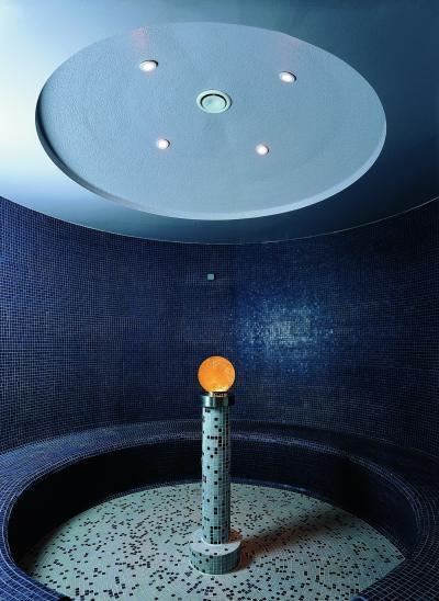 Gőzfürdő otthon - fürdő / WC ötlet, klasszikus stílusban