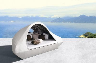 Különleges pihenőbútor - erkély / terasz ötlet, modern stílusban