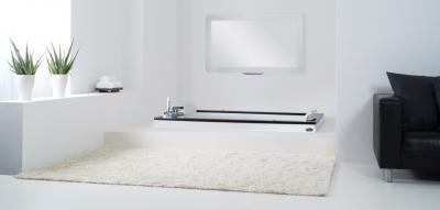 Masszázskád a fürdőben - fürdő / WC ötlet, modern stílusban
