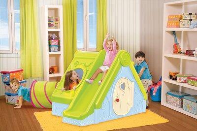 Játék ház gyerekszobába - gyerekszoba ötlet, modern stílusban