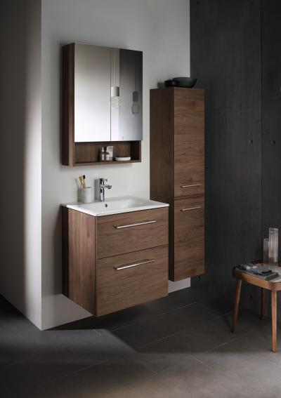 Modul rendszerű fürdőszoba bútorok - fürdő / WC ötlet, modern stílusban