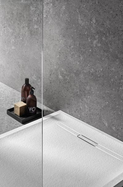 Innovatív zuhanyfolyóka - fürdő / WC ötlet