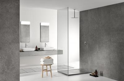 Elegáns, innovatív zuhanytálca - fürdő / WC ötlet