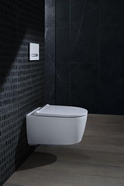 Innovatív, peremmentes wc csésze - fürdő / WC ötlet