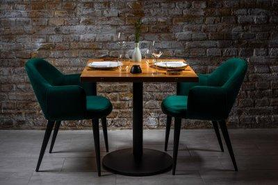Étkező sarok - konyha / étkező ötlet, modern stílusban