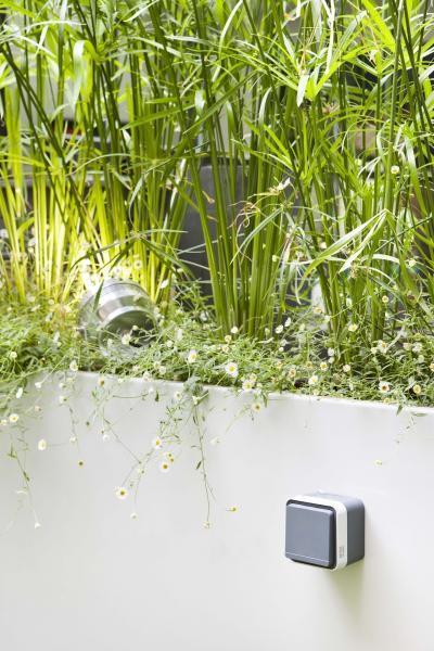Villanykapcsoló kültérre - erkély / terasz ötlet, modern stílusban